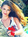 Photo of beautiful  woman Viktoriya with light-brown hair and blue eyes - 18161
